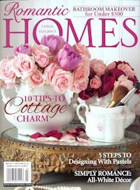 Romantic Homes March 2013