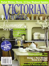 Victorian Homes 2013