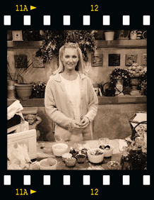 Melinda on TV Craft Show